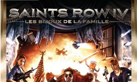 Saints Row IV Les Bijoux de la Famille 11