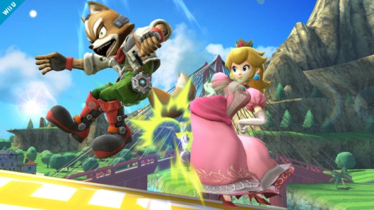 Super Smash bros. Wii U 01