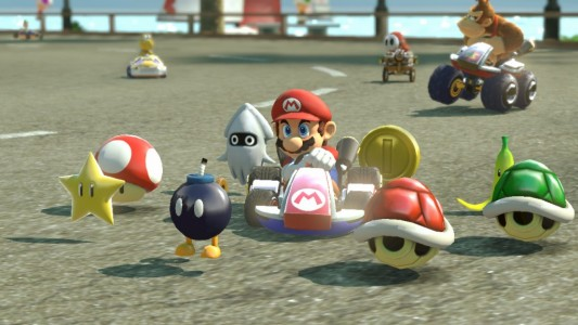 Items Mario Kart 8 Lightningamer 07