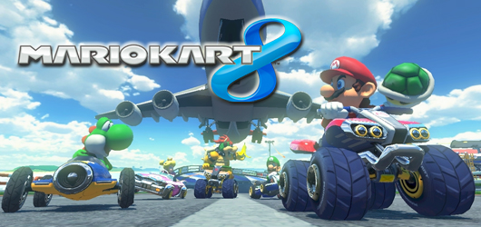 Test Mario Kart 8
