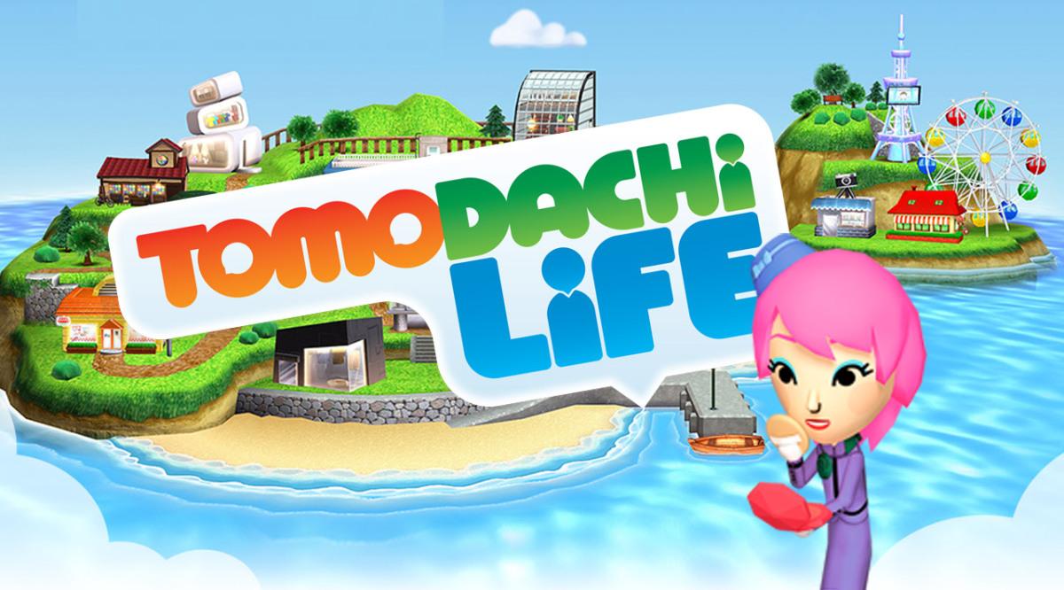 Test Tomodachi Life