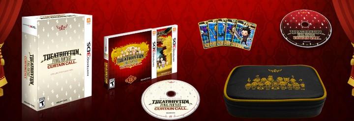 TheatrhythmThe Collector's Edition Final Fantasy Curtain Call