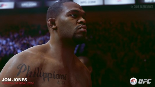 EA Sports UFC entre dans le ring
