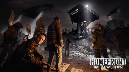 Un trailer pour Homefront : The Revolution