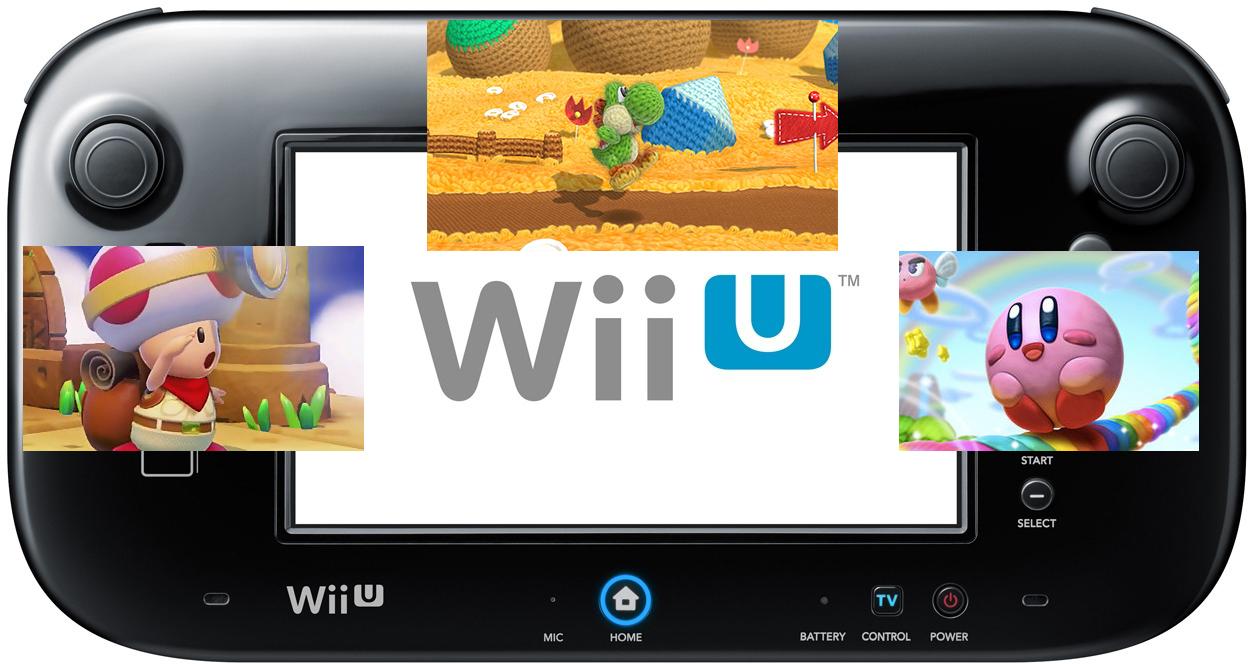 nintendo- Wii U title
