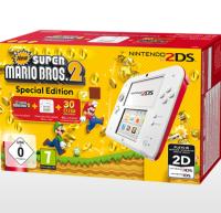 pack Nintendo 2DS Edition spéciale New Super Mario Bros. 2