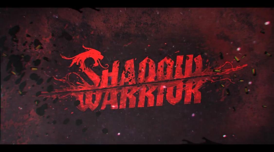 Test de Shadow Warrior