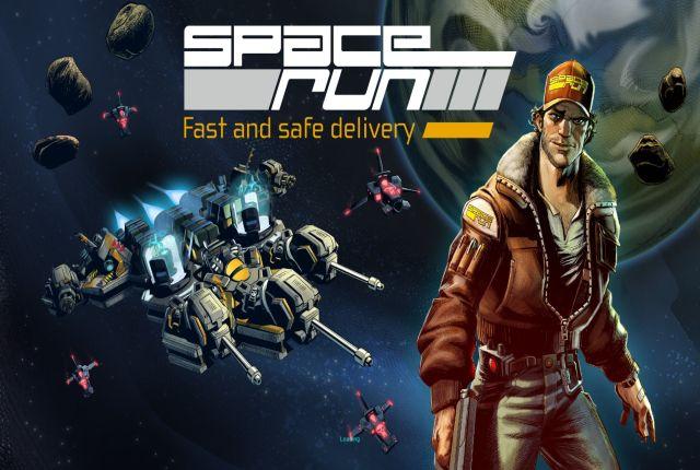Test de Space Run