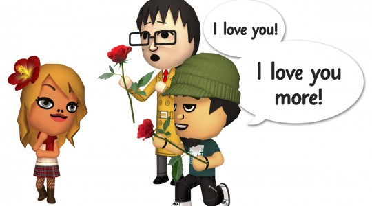 Test Tomodachi Life [Wii U]