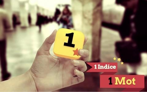 1Mot! est disponible sur plateformes mobiles