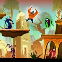 Guacamelee! Super Turbo Championship Edition gameplay