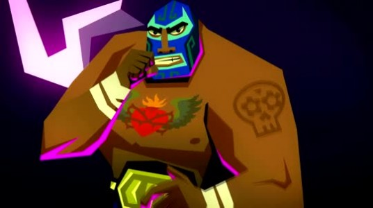 Guacamelee! Super Turbo Championship Edition luchadore