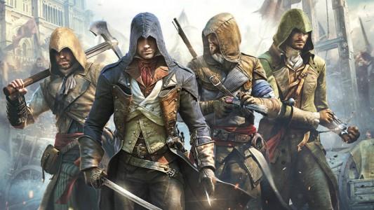 Assassin' Creed Unity