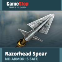 Razorhead Spear