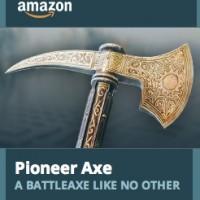 Pioneer Axe