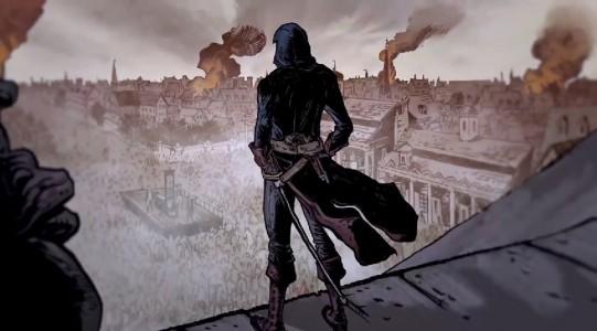 Assassin's Creed Unity Comic-Con