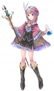 Personnage Rorona