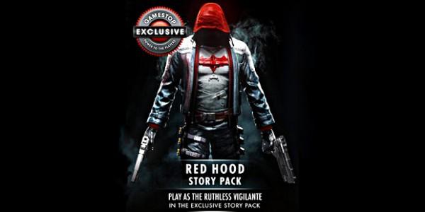Batman Arkham Knigt - Red Hood
