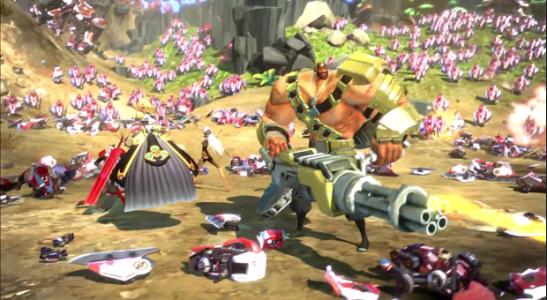 Battleborn annoncé par Gearbox Software