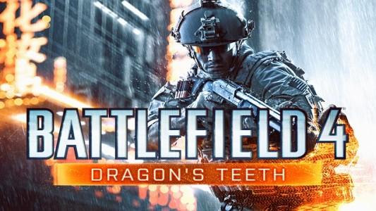 Battlefield 4 : Dragon's Teeth arrive