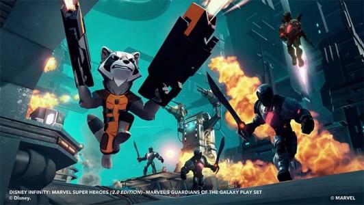 Disney Infinity 2.0 Les Gardiens de la galaxie