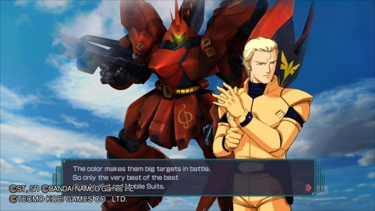 Dynasty Warriors : Gundam Reborn (04)