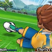 Inazuma Eleven Go Ombre - Arion récupère le ballon