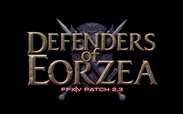 Final Fantasy XIV : A Realm Reborn, un nouveau patch 2.3
