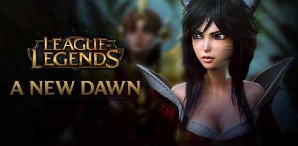League of Legends - A new Dawn Vidéo
