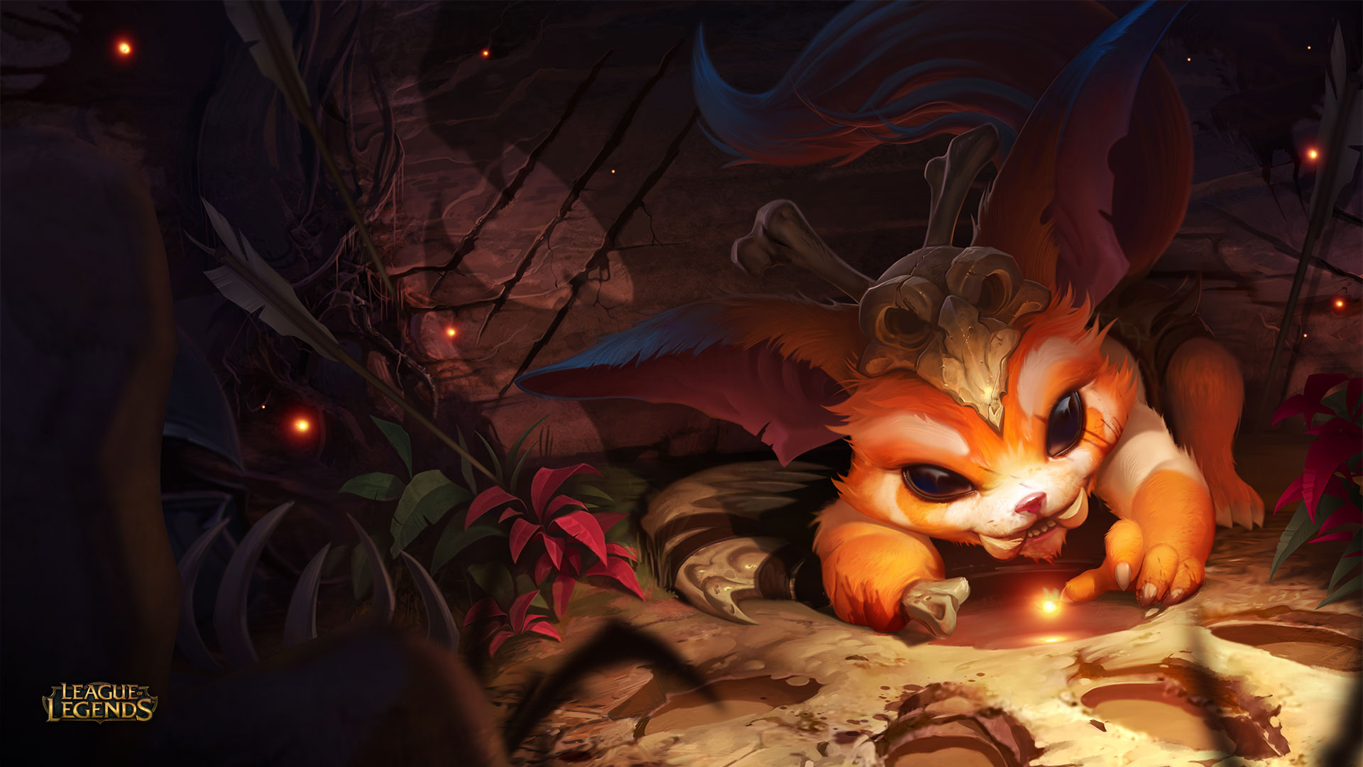 League of Legends - Gnar Lightningamer