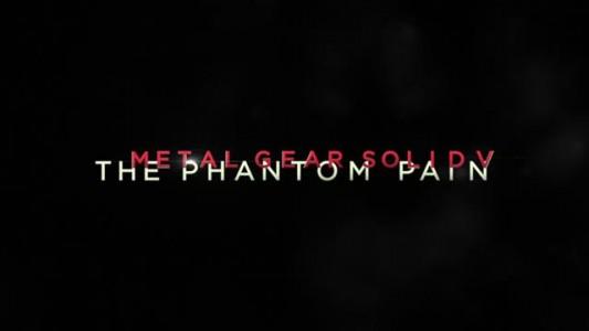 Métal Gear Solid V   The Phantom Pain
