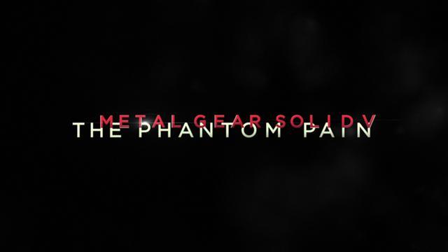 Métal Gear Solid V: The Phantom Pain