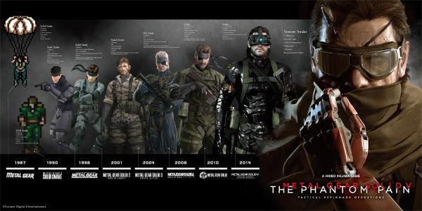Metal Gear Solid V  The Phantom Pain Snake