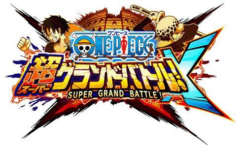 One Piece Super Grand Battle X 3DS