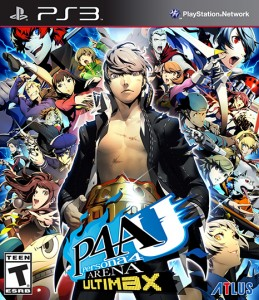 Persona 4U Arena Ultimax