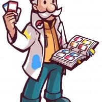 Pokémon Art Academy Professeur