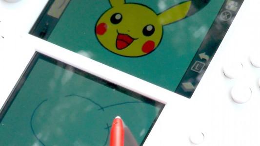 Pokémon Art Academy stylet