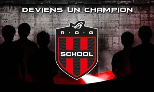 ROG School Logo