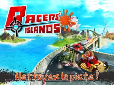 Racers Island débarque sur iPad