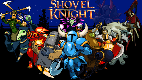Shovel Knight Titre