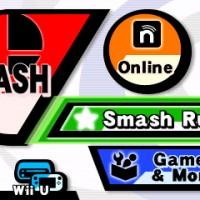 Super Smash Bros. for Nintendo 3DS menu