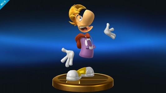 Super Smash Bros. Rayman