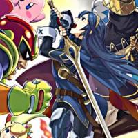Super Smash Bros. for Wii U-3DS