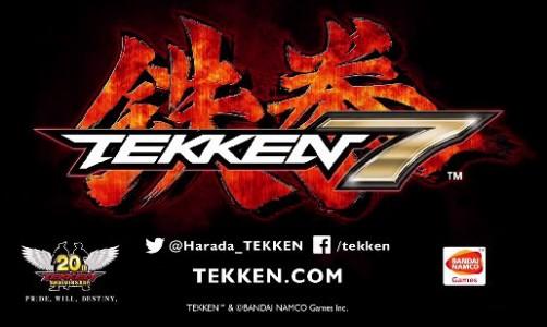 Tekken 7 titre