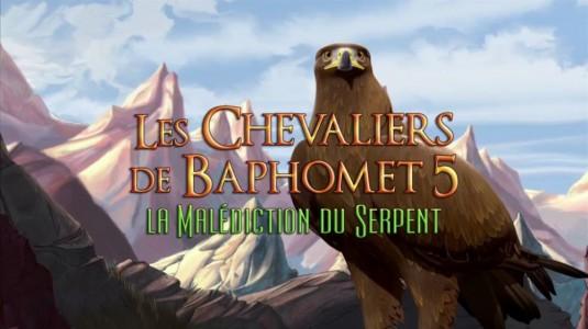 Test : Les Chevaliers de Baphomet - La malédiction du Serpent