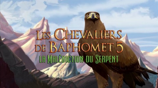 Test : Les Chevaliers de Baphomet - La malédiction du Serpent