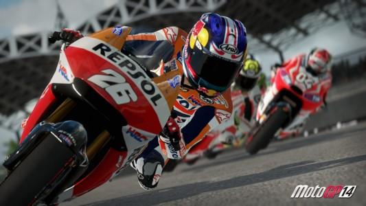 MotoGP 14 Titre