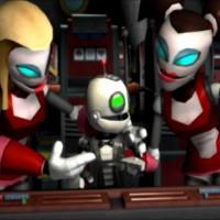 The Ratchet & Clank Trilogy - Agent Secret Clank