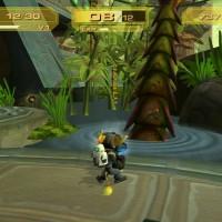 The Ratchet & Clank Trilogy - Combat