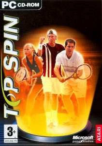 Virtua Tennis VS Top Spin